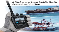 download ic-m85 brochure of icom vhf malaysia