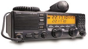 model ic-m710 of icom radio malaysia