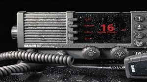 sailor vhf radio rt6249